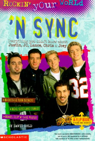 Image for Rockin' Your World: 'N Sync/Five Flip Book (Rockin' Your World)