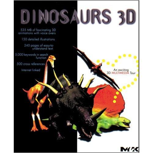M2K Dinosaurs 3D (Windows)