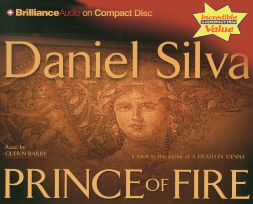 Prince of Fire (Silva, Daniel) (Silva, Daniel)