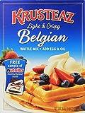 Krusteaz Waffle Mix Belgian 28 Oz