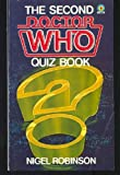 2nd Doctor Who Quiz Book (0426194063) by Robinson, Nigel