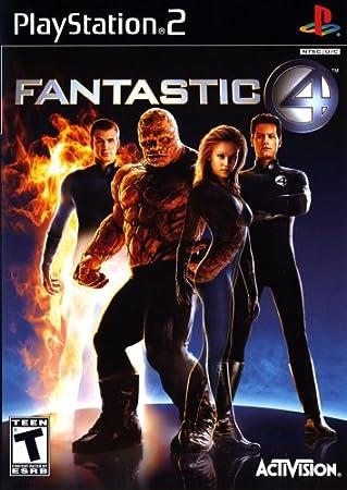 Fantastic Four - PlayStation 2