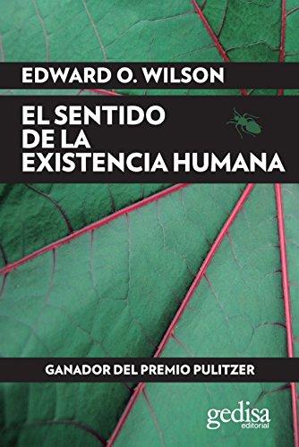 El sentido de la existencia humana (EXTENSIÓN CIENTÍFICA nº 416232)