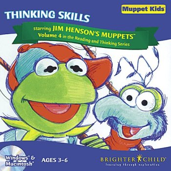 MUPPET KIDS VOL 4 - THINKING SKILLS