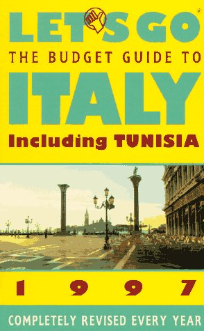 Let's Go the Budget Guide to Italy 1997 (Annual)