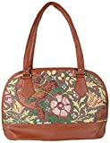 Clicktin Women's Shoulder Bags (CLKBAG187, Brown)
