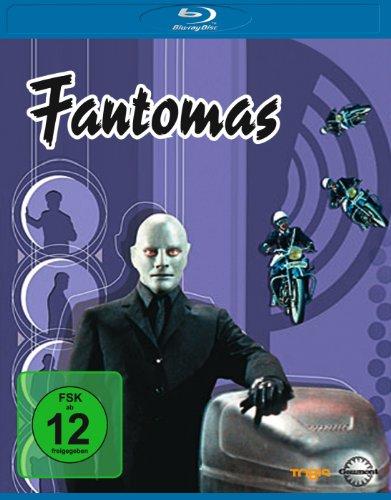 Fantomas [Blu-ray]