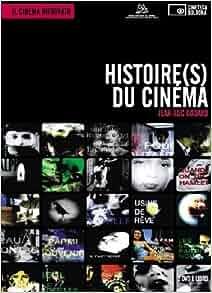 Histoire(s) du cinéma. Jean-Luc Godard. 2 DVD. Con libro