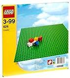 レゴ 基本セット 基礎版 緑 32×32ポッチ 626