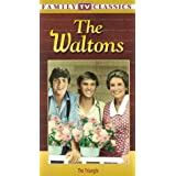 The Waltons: The Triangle [VHS] ~ Ralph Waite