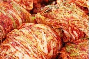 韓国広場自家製 切り白菜キムチ 1kg