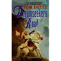 Dreamseeker's Road by Tom Deitz