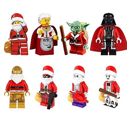 metlife-8pcs-set-lot-starwars-minifigures-yoda-darth-vader-santa-claus-series-building-block-kid-toy