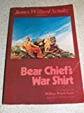 img - for Bear Chief's War Shirt (Rendezvous Book) book / textbook / text book