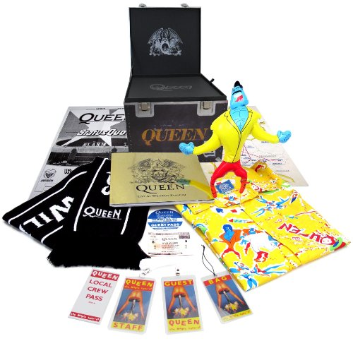 Wembley Roadie Cube Box Set with LG/XL Hawaiian Shirt