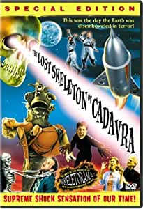 The Lost Skeleton of Cadavra (Special Edition)