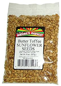 Butter Toffee Sunflower Seeds (Pack of 5)