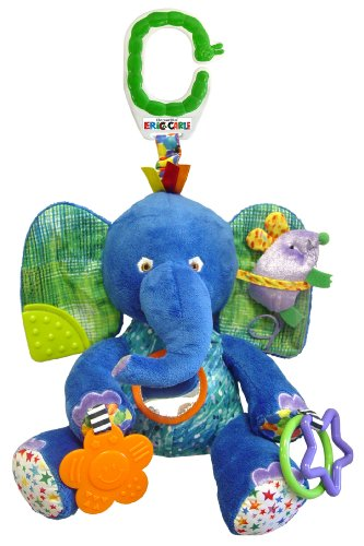 The World Of Eric Carle: Developmental Elephant By Kids Preferred front-1023012