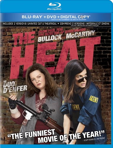 Копы в юбках / The Heat (2013) BDRip 720p | Unrated Cut