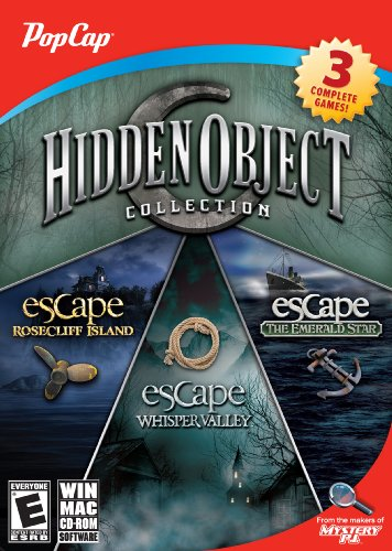 Escape Hidden Object Collection