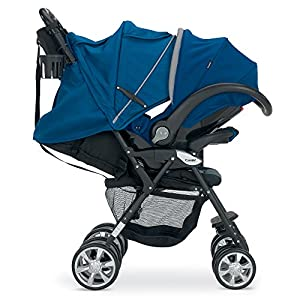 Combi Cabria Travel System, Royal Blue