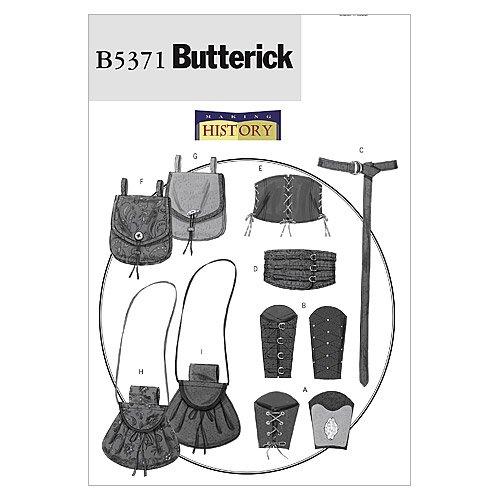 Butterick Patterns B5371 Misses'/Men's Wrist