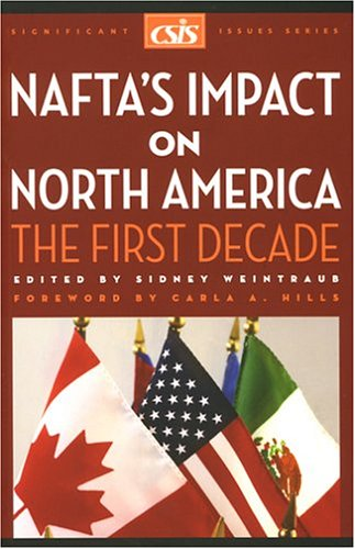 Nafta's Impact On North America: The First Decade