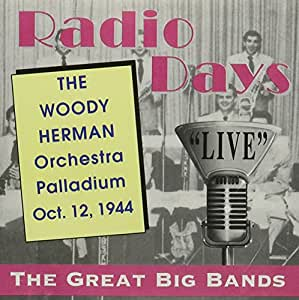 Live at the Palladium Oct. 12, 1944