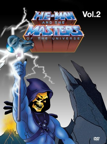 He-Man and the Masters of the Universe, Vol. 02 (2 DVDs)
