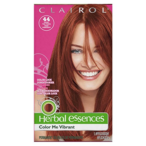 Herbal Essences Color Me Vibrant Permanent Hair Color 044 Paint The Town 1 Kit (Herbal Hair Dye compare prices)