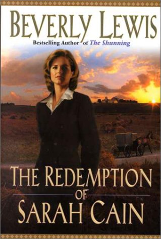 The Redemption of Sarah Cain, Beverly Lewis