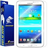 "ArmorSuit MilitaryShield - Samsung Galaxy Tab 3 7.0"" Tablet Screen Protector Shield + Lifetime Replacements"
