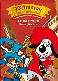 Dogtanian und die drei Musketiere - Die komplette Serie (5 DVD)