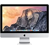 Apple iMac 27-inch All-in-One Desktop PC with Magic Mouse and Wireless Keyboard (Intel Core i5 3.2GHz Processor, 8GB DDR3 RAM, 1TB HDD, 7200rpm, Face Time HD Camera, OS X Mountain Lion)