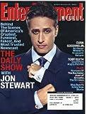 Entertainment Weekly October 31, 2003 Jon Stewart/The Daily Show, Cuba Gooding Jr, Toby Keith, Joan of Arcadia, The Strokes, Jason Priestley