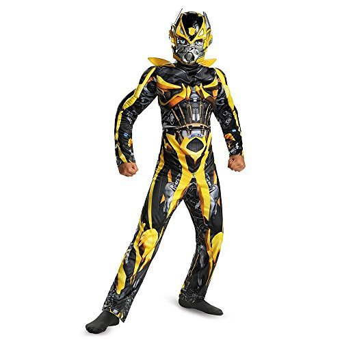 Transformers Age of Extinction Bumblebee Child's Costume-Small (4-6)