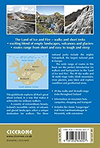 Walking and Trekking in Iceland (Cicerone Walking Guide) by Cicerone Press