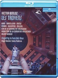 Berlioz: Les Troyens [Blu-ray]