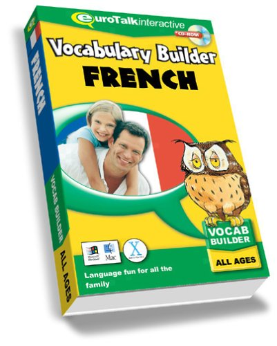 Vocabulary Builder French: Language fun for all the family - All Ages (PC/Mac)
