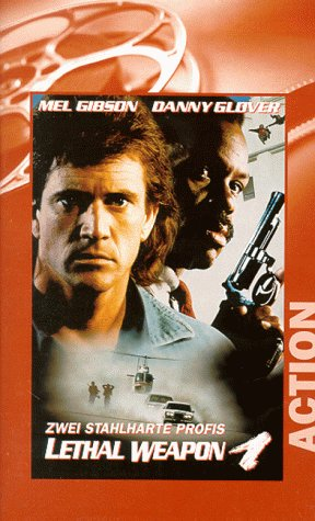 Lethal Weapon - Zwei stahlharte Profis [VHS]