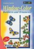 Window-Color-Vorlage: Window-Color, Bordüren und Ornamente