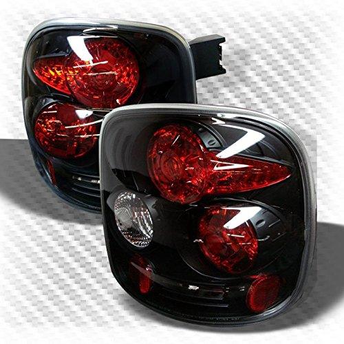1999-2004 Sierra Silverado Stepside Tail Lights Lamps Rear Brake L+R Pair Left+Right 2000 2001 2002 2003 (Stepside Silverado Taillights compare prices)