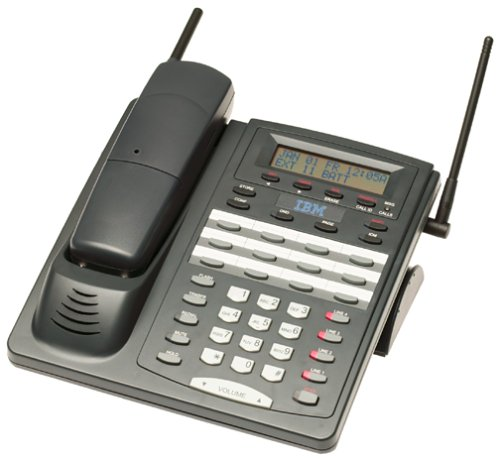 Ibm 4900 4-Line 900 Mhz Digital Spread Spectrum Cordless Phone With Caller Id