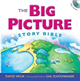 img - for The Big Picture Story Bible (Book with CD) book / textbook / text book