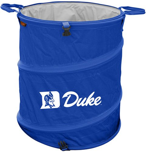 NCAA Duke Blue Devils Trash Can Cooler at Amazon.com