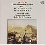 Mozart: Piano Concertos Nos 1-4