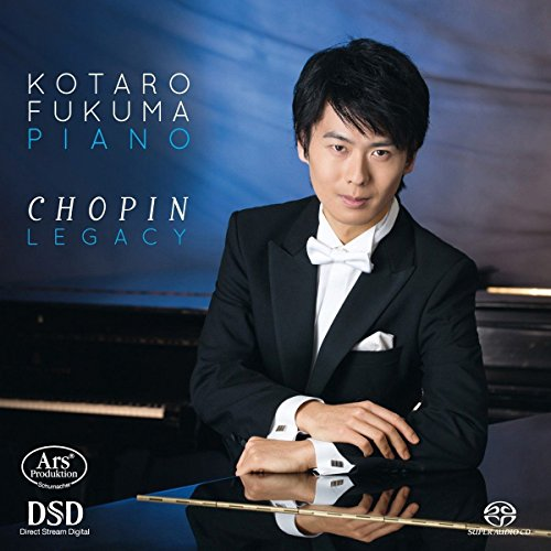 SACD : CHOPIN,F. - Chopin Legacy (SACD)