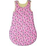 Kadambaby - Pink Sheep Quilted Sleep Bag Wearable AC Blanket - 6-18 Months
