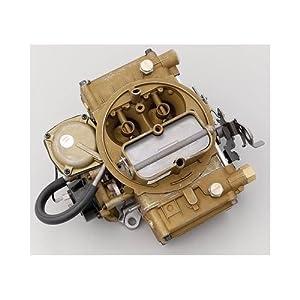 Holley 65-80457 600 CFM Square Bore 4-Barrel Vacuum Secondary Electric Choke Remanufactured Carburetor