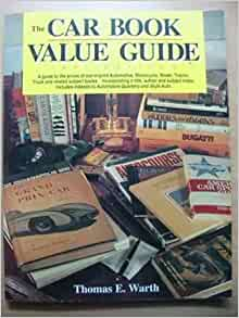 Car Book Value